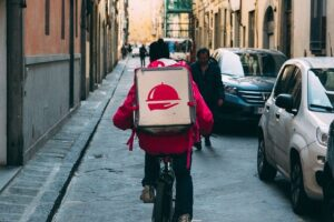 delivery service courier